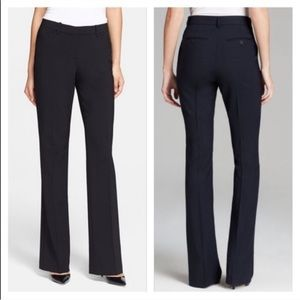 Theory Wool Trousers